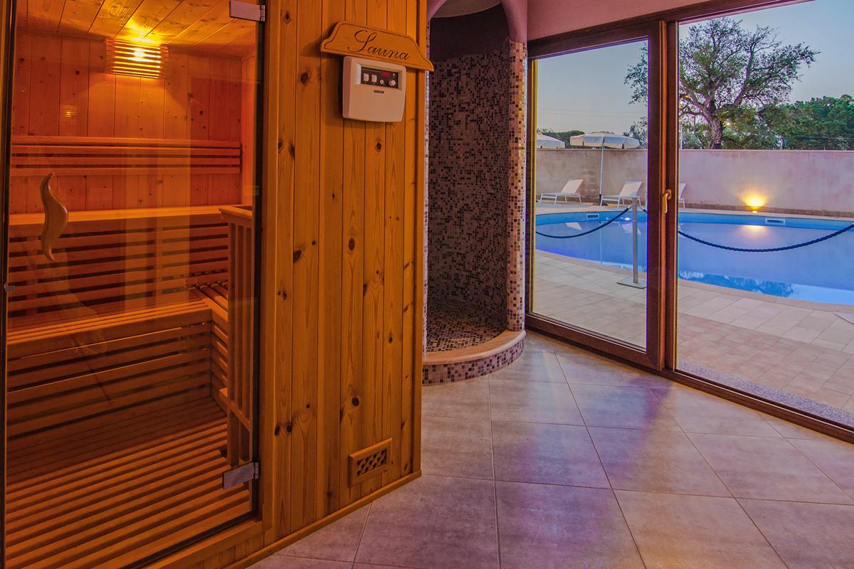 Doccia Emozionale Hotel La Perla