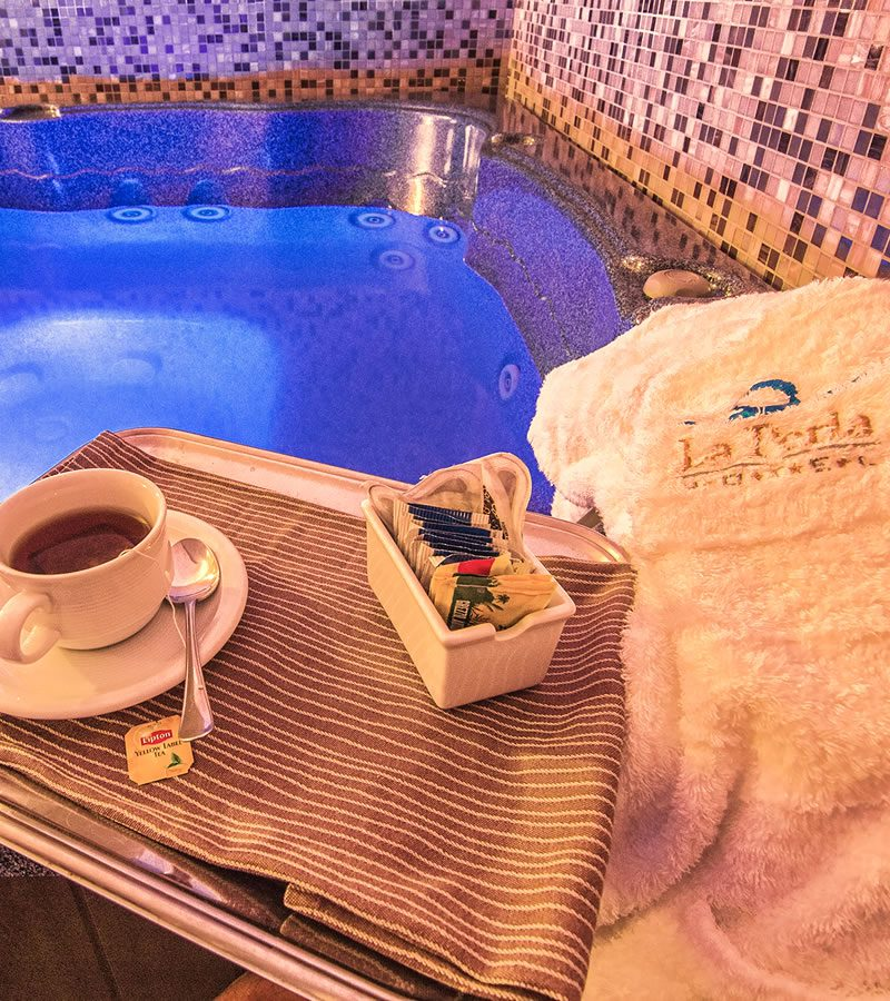 Relax-Center Hotel La Perla