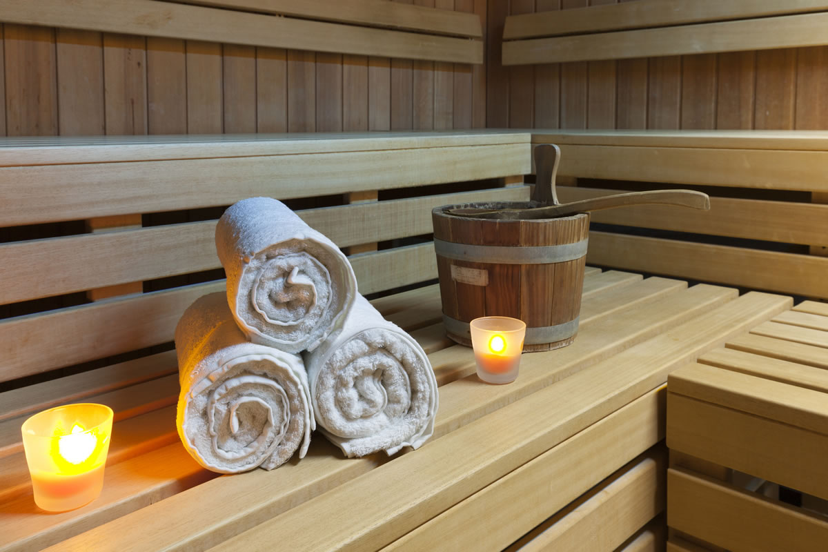 Sauna Finlandesa Hotel La Perla